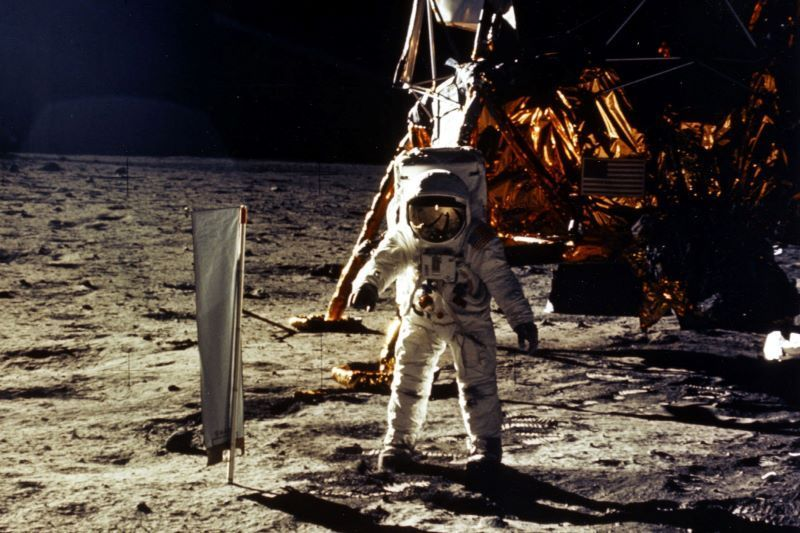 """""""We choose to go to the moon"""" - JFK's famous speech 50 years after Apollo 11"""