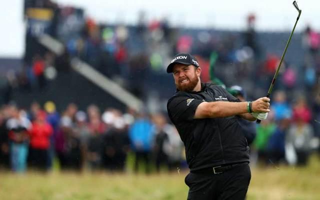 Irish golfer Shane Lowry.