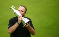 Shane Lowry slept with British Open trophy, he admits