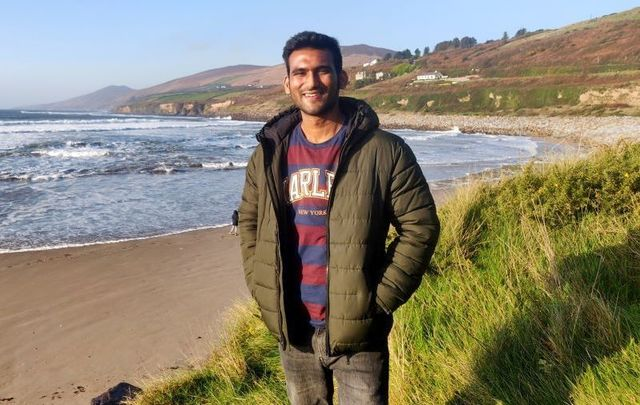 "Anand Goel was observed taking ""lots of selfies\"" before falling from the Cliffs of Moher in January."