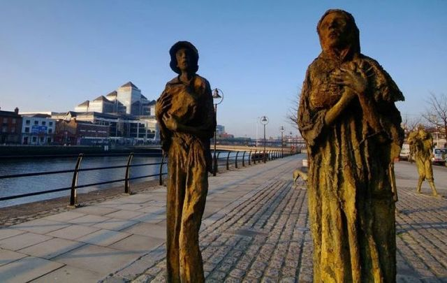 This American city has been chosen for the 2019 International Famine Commemoration.