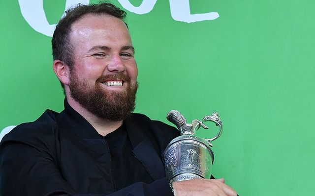 "Open winner Shane Lowry: ""Pressure is for tires\""."