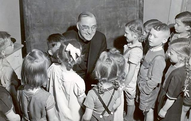 Father Flanagan, the Irish founder of Boys Town, is one step closer to sainthood this week.