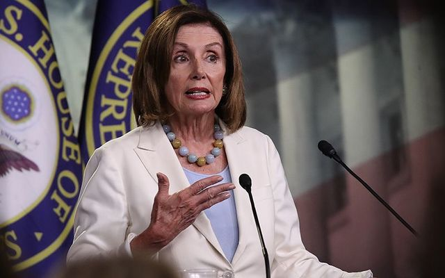Speaker of the US House of Representatives, Nancy Pelosi, has warned British PM Boris Johnson over Brexit backstop threats.