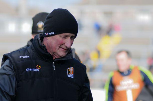 Kilkenny hurling coach Brian Cody.