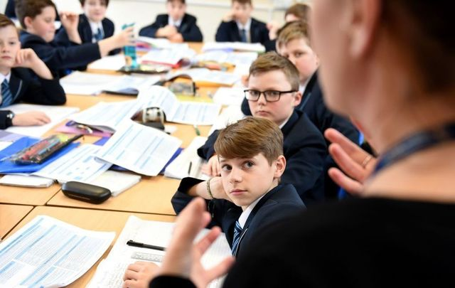 A recent review found mixed views on whether Irish should remain as a compulsory subject up to Leaving Cert level or not.\n