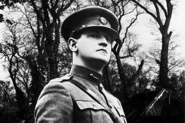 Michael Collins, commander of The Squad.