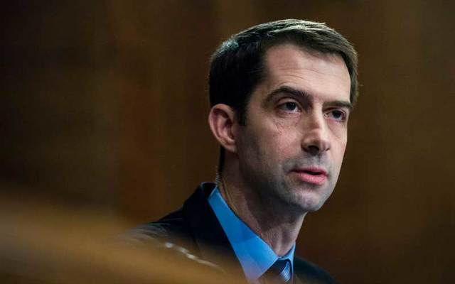 Senator Tom Cotton (R-AR)