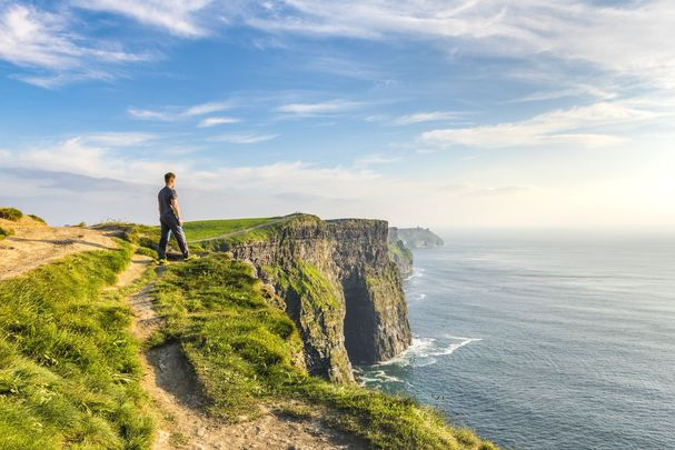 The Cliffs of Moher, County Clare: Why do people love Ireland? Let us count the ways.