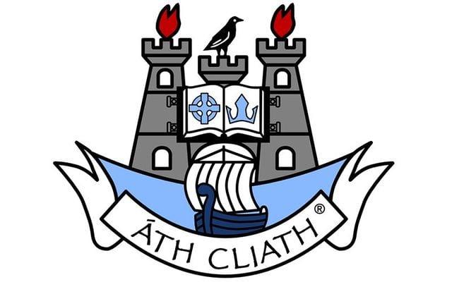 Dublin GAA crest.