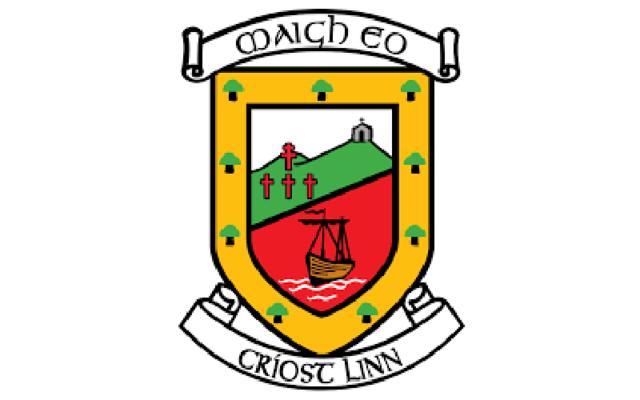 Mayo GAA crest.