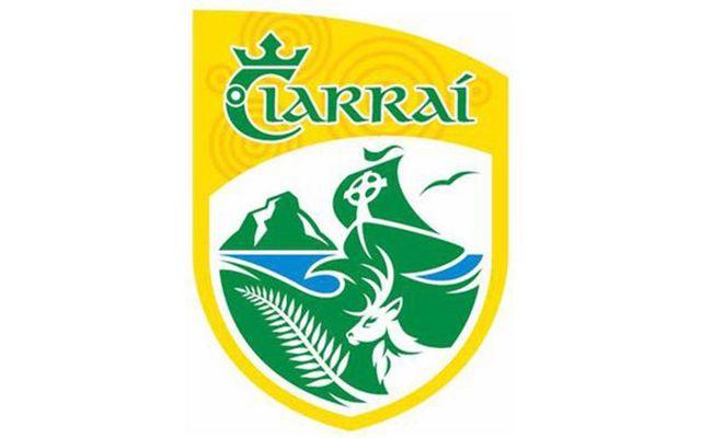 Kerry GAA crest.