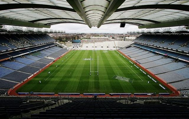 Croke Park, GAA hq in Dublin city.