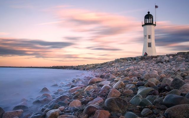 Old Scituate Lighthouse