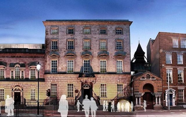 Museum of Literature Ireland is set to officially open next month in Dublin.