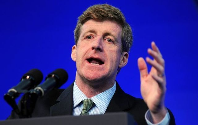 Patrick Kennedy argues that his family isn't