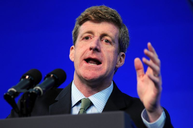 "Patrick Kennedy says he is ""offended"" by idea of a Kennedy family curse"