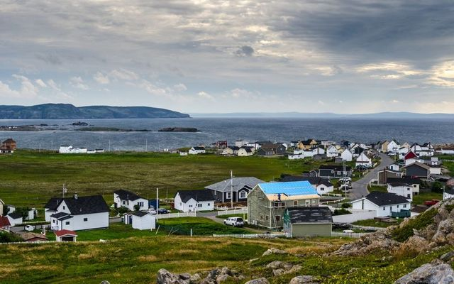 Bonavista in Newfoundland, one of the places Deveraux visited on her trip.