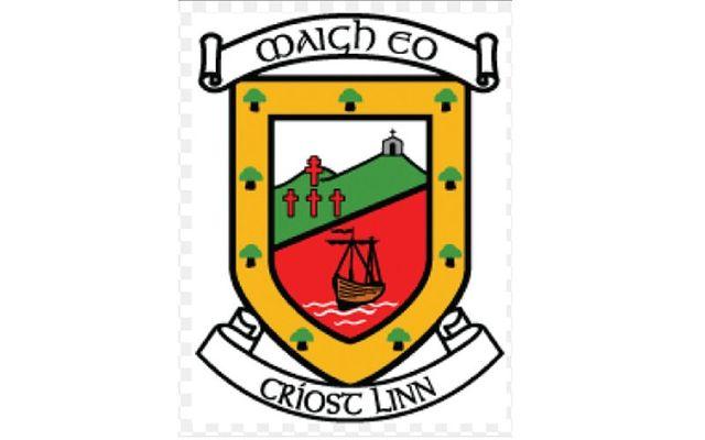 County Mayo GAA crest.