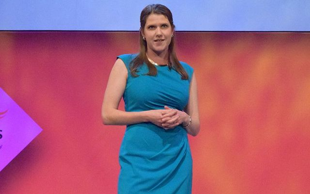 Liberal Democrat leader Jo Swinson.