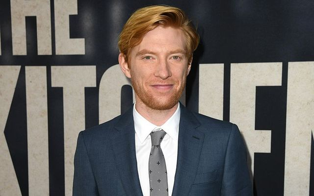 Domhnall Gleeson at The Kitchen premiere, 2019.