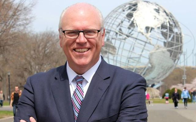 Former Congressman Joe Crowley.