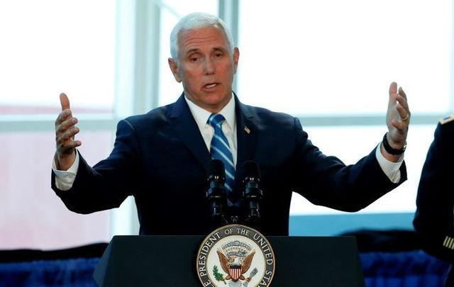 Mike Pence\'s upcoming Irish visit has drawn an array of reactions online.