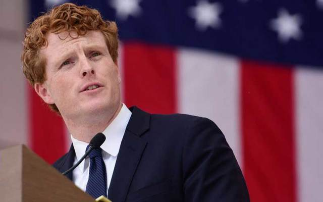 Democratic Rep. Joe Kennedy III.