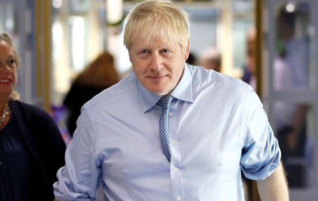 British Prime Minister Boris Johnson has offers no alternative to Brexit backstop.