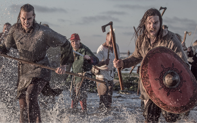 What is the story of the Vikings in Dublin?