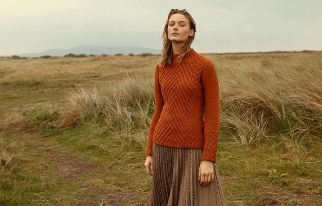 Ireland\'s Eye knitwear: The type of industry we should be supporting through our tourism industry.