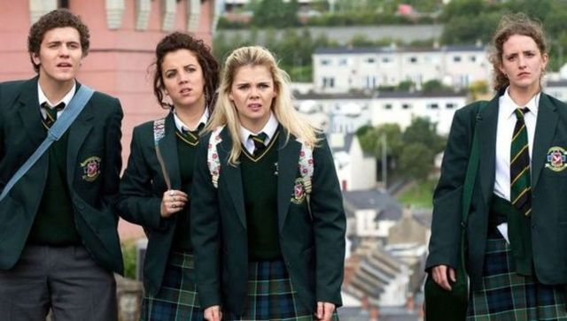 Derry Girls:visiting Derry is an absolute must and will give you an even deeper appreciation of the show
