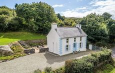 This cottage for sale in West Cork has its own waterfall