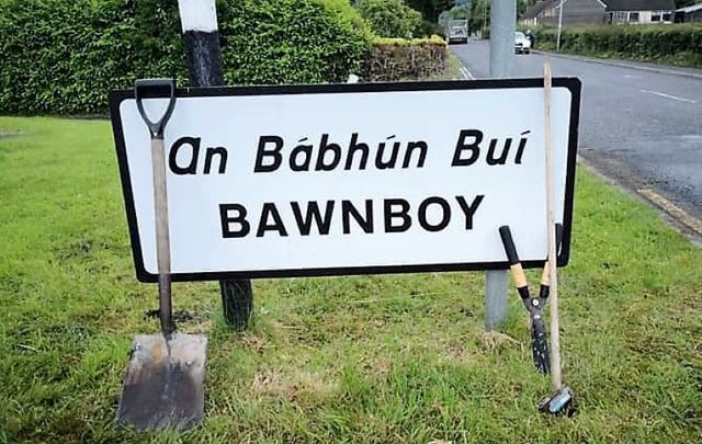 The \'Support Bawnboy\' campaign hopes to entice people to relocate to the small Irish village.