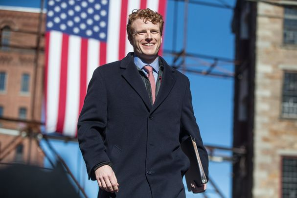 U.S. Representative for Massachusetts\'s 4th congressional district, Joe Kennedy III