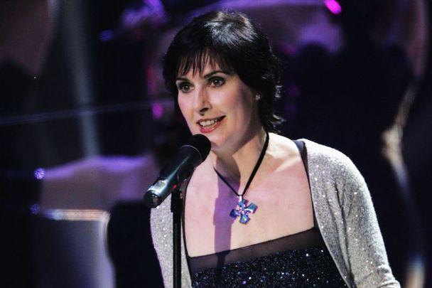 Ireland\'s most successful musician, Enya.