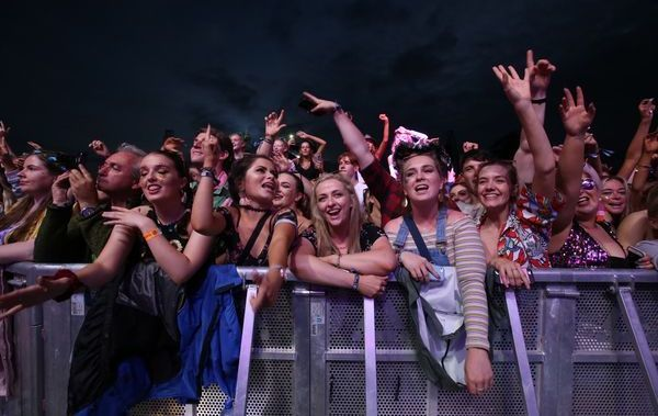 All the fun from Electric Picnic.