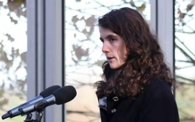 Tatiana Schlossberg.