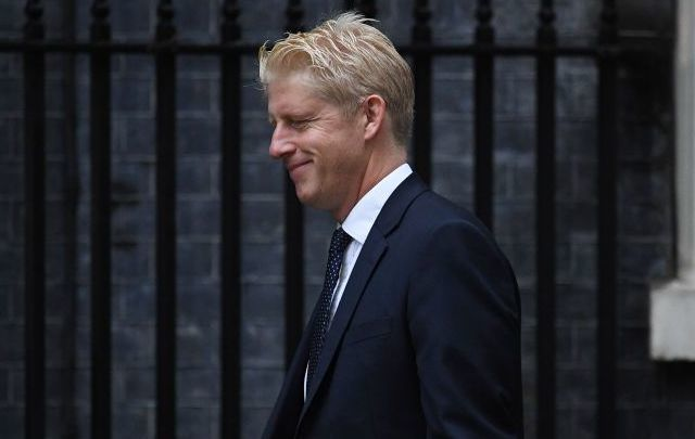 Jo Johnson is to step down.