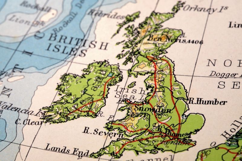 Ireland and Scotland have common genetic history, study finds