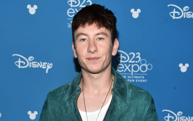 Barry Keoghan of \'The Eternals\' took part today in the Walt Disney Studios presentation at Disney's D23 EXPO 2019 in Anaheim, Calif. \'The Eternals\' will be released in U.S. theaters on November 6, 2020.