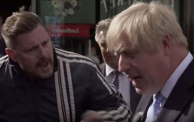 "An Irish man has accused Boris Johnson of ""playing games\"" ahead of Brexit"