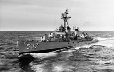 1943 - Navy Destroyer USS The Sullivans is commissioned
