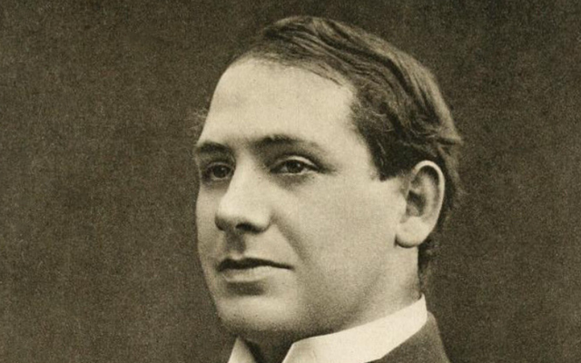 Tom Kettle, an Irish WWI poet.