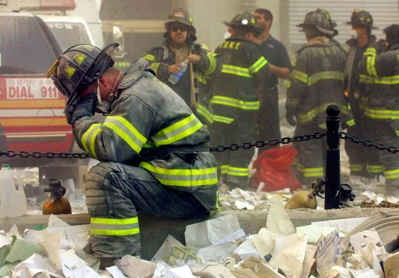 Never forget: 204 FDNY and 241 NYPD first responders have died since 9/11 and another 33k are ill.