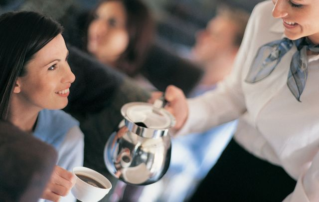 A flight was forced to divert to Shannon after a coffee spill damaged the plane\'s control panel.