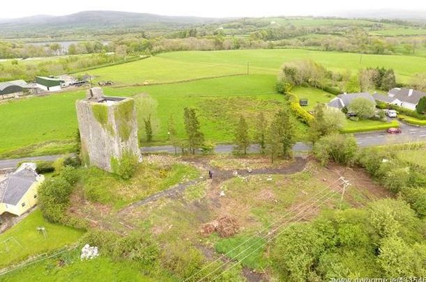 Mountcashel Castle, Mountcashel, near Sixmilebridge, in County Clare.
