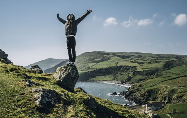 Get away from it all and enjoy Ireland on a budget.