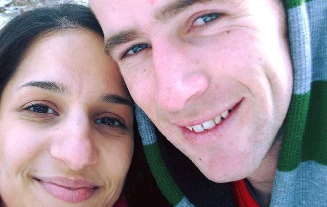 Keith Byrne and his wife Keren are continuing their fight to keep the Irish man in the US.