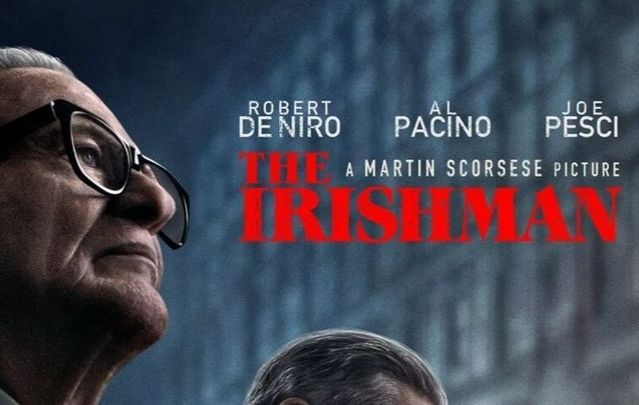 Netflix has released its official \'The Irishman\' poster
